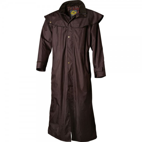 """Плащ унисекс""""Stockman Coat"""", Scippis купить в интернет магазине конной амуниции"""
